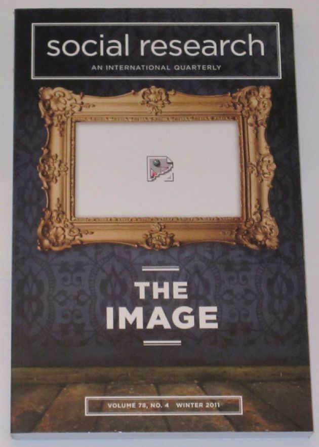 The Image - Social Research (International Quarterly) Volume 78, No.4